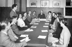 Queensland_State_Archives_1615_Public_Instruction_Activities_at_the_Teachers_Training_College_the_College_Council_April_1951