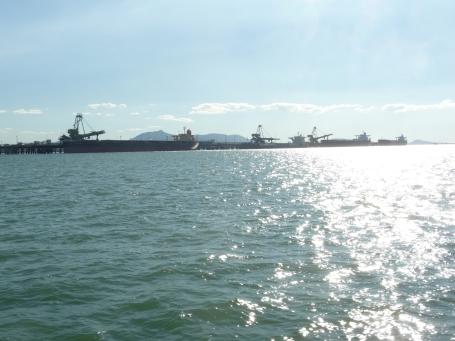 coal port