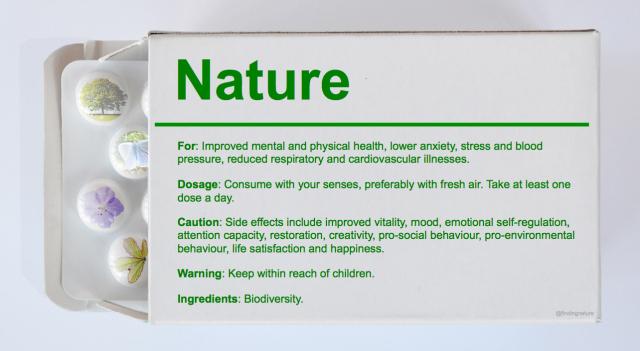 Nature Drug Packet
