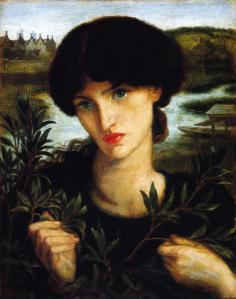 Dante_Gabriel_Rossetti_Water_Willow_1871
